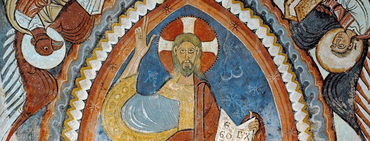 Pantocrátor, Primer cuarto del siglo XII